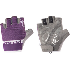 Roeckl Ziros Gloves Barn purple